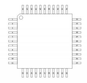 Ремонтопригодность стиральных машин - микроконтроллер