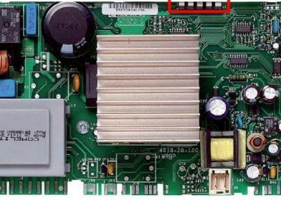 Модуль EVO2 для трехфазного(асинхронного) двигателя