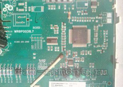 Микроконтроллер электронного модуля EVO2