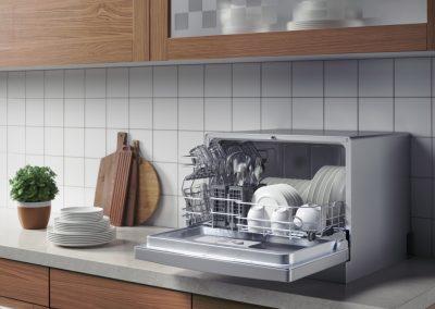 Посудомоечная машина на 6 комплектов