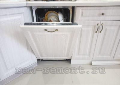 Посудомоечная машина встроенная на 9 комплектов посуды