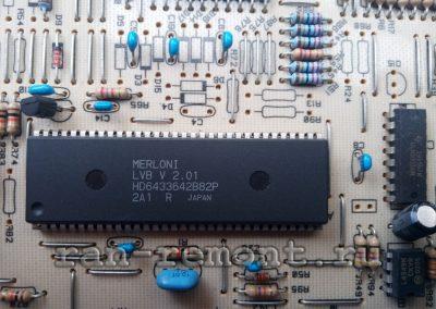 Микроконтроллер HD6433642 применяемый в платформах EVO1, Ariston FE
