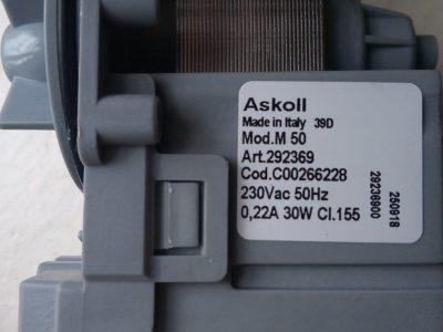 Помпа Askoll M50
